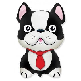 Balão Cão Bulldog - 66cm