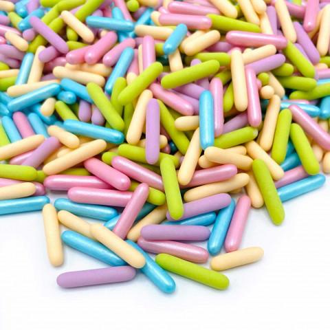 Palitos Açúcar Pastel