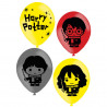 6 Balões Harry Potter