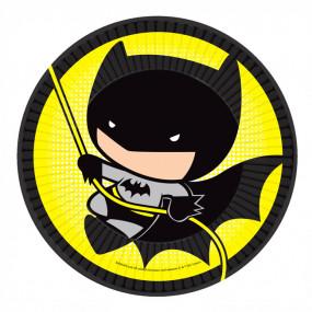Pratos Batman V Joker