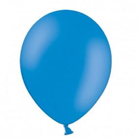 10 Balões Latex Azul 23cm
