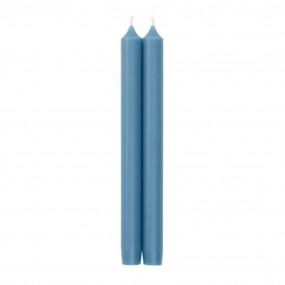 Velas Parisian Blue - conj.2