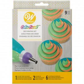 Adaptador tricolor ColorSwirl Kit