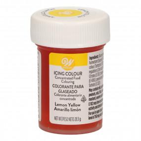Corante em Gel Amarelo Limão
