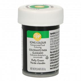 Corante em Gel Verde Kelly