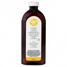 Extracto de Baunilha Incolor Wilton 236ml