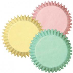 Formas Cupcake Pastel - conj. 75