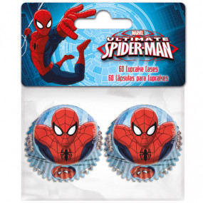Mini Formas Spiderman Conj. 60