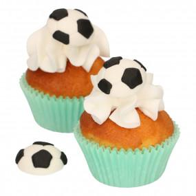 Figuras em Açúcar Futebol Conj. 8