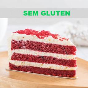 Preparado de Bolo Red Velvet Sem Gluten - 400gr