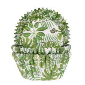 Formas Verde FOLHAS - Conj. 50