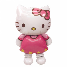 Balão Hello Kitty Airwalker