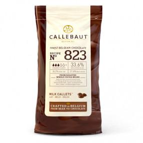 Chocolate Leite Callebaut 1kg