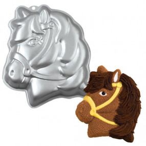 Forma Cabeça Cavalo