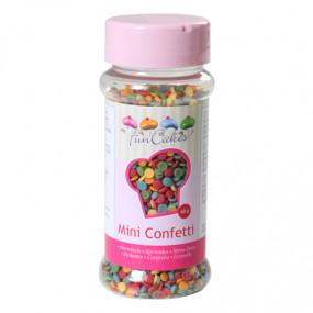 Mini Confetis Coloridos