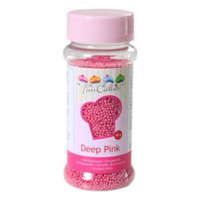 Mini Pérolas Rosa Forte