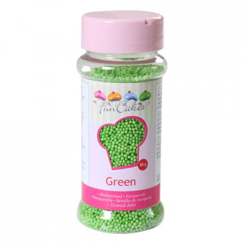 Mini Pérolas Verdes