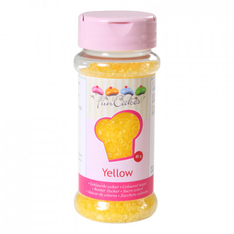 Açúcar Amarelo