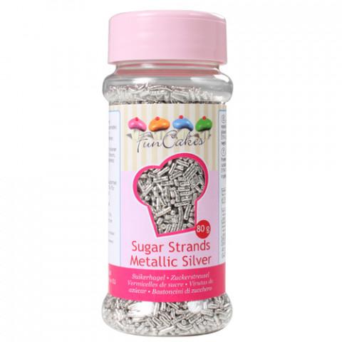 Vermicelli Açúcar Prata