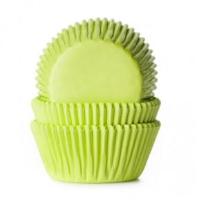 Formas Verde Alface - Conj. 50