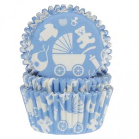 Formas Azul Claro Bebés- conj. 50