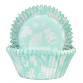 Formas Bebés Verde Água- conj. 50