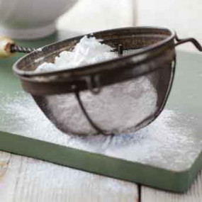 Açúcar em Pó