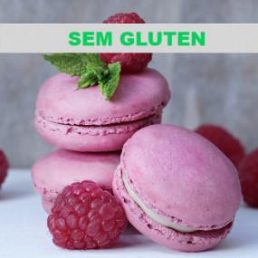 Preparado Macarons Sem Gluten - 300gr