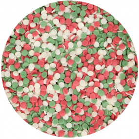 Mini Confetis Natal