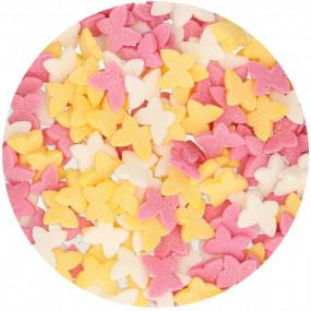 Confetis Borboletas Coloridas