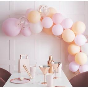 Arco Balões Matte