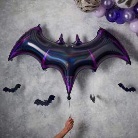 Balão Morcego Iridiscente