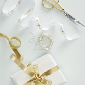 Fitas Natal Dourado