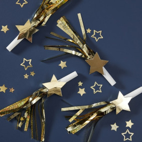 Cornetas Gold STAR