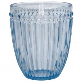 Greengate Copo Água Alice Blue
