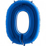 Balão Grande Número Azul