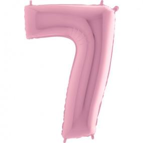 Balão Grande 7 Rosa Claro