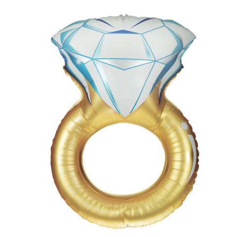 Balão Anel Diamante