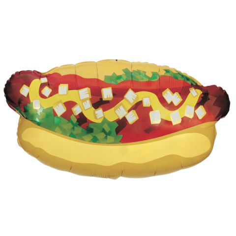 Balão Hot Dog 81cm