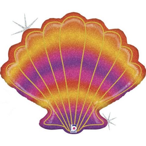 Balão Concha 76cm