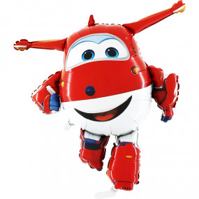 Balão Super Wings Jet 99cm