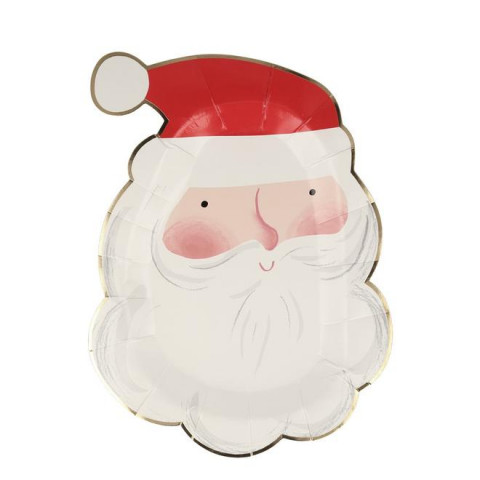 Pratos Pai Natal