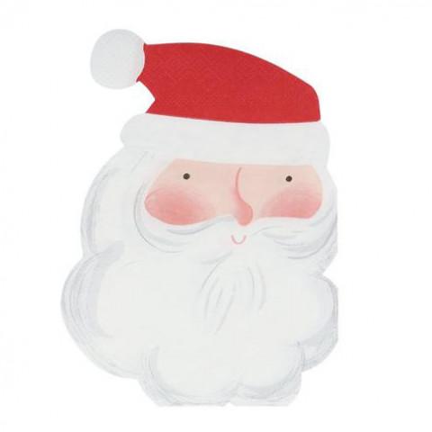 Guardanapos Pai Natal