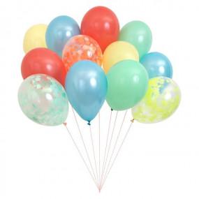 Bouquet Balões Coloridos