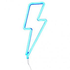Luz Neon Raio Azul