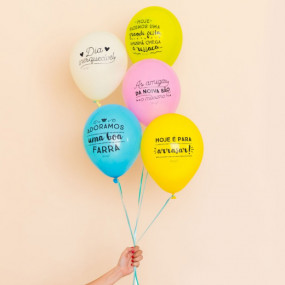 Balões Despedida Solteira