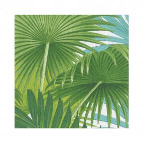 Guardanapos White Palm