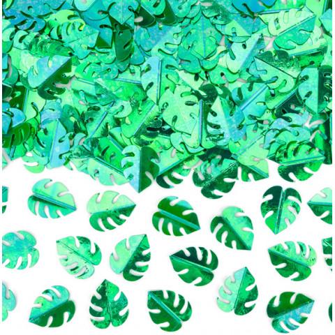 Confetis Folhas Verdes