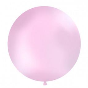 Balão Rosa Claro