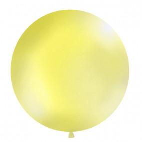 Balão Amarelo Claro 1m